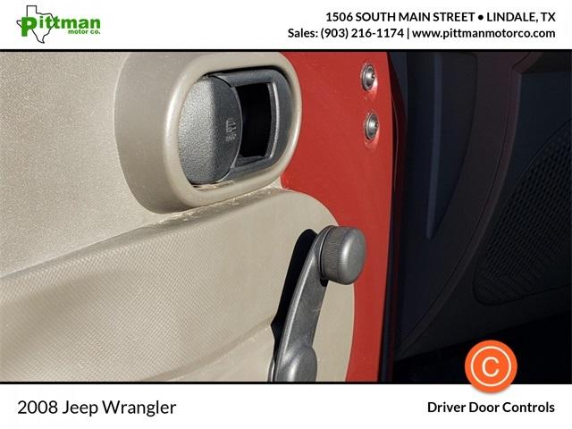 Jeep Wrangler 2008 price $17,215