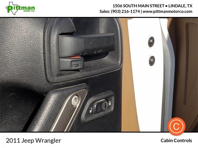 Jeep Wrangler 2011 price $18,684