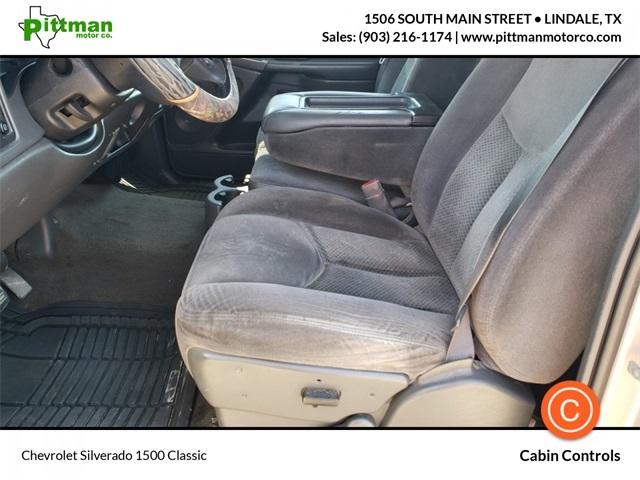 Chevrolet Silverado 1500 Classic 2007 price $6,995
