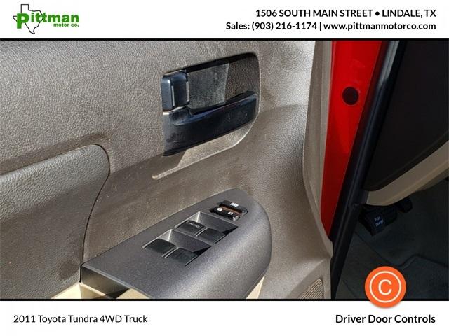 Toyota Tundra 2011 price $20,927