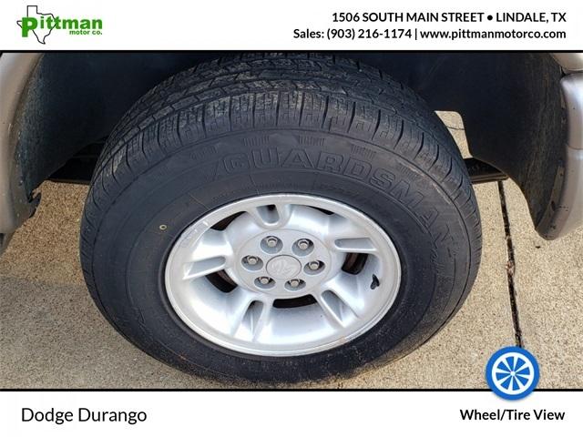 Dodge Durango 2000 price $3,870