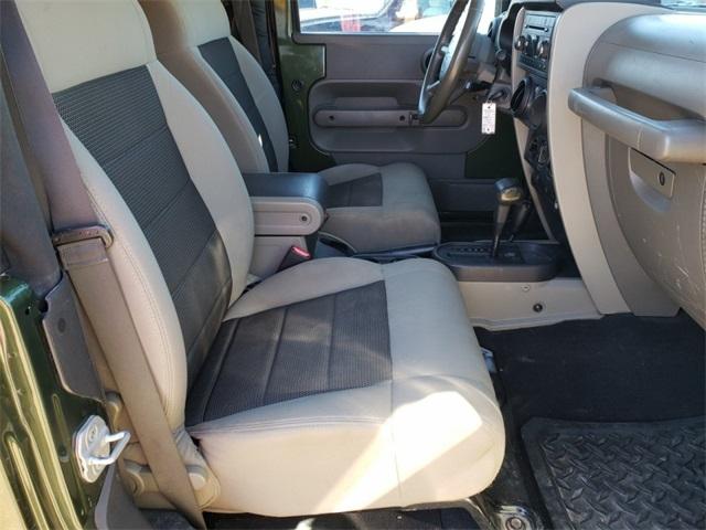 Jeep Wrangler 2008 price $13,487