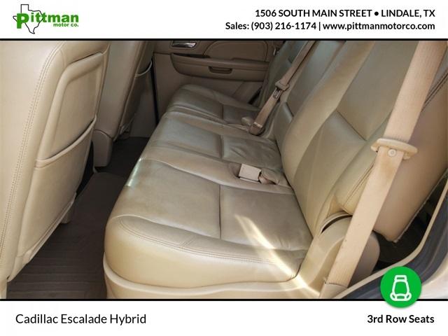 Cadillac Escalade 2009 price $12,602
