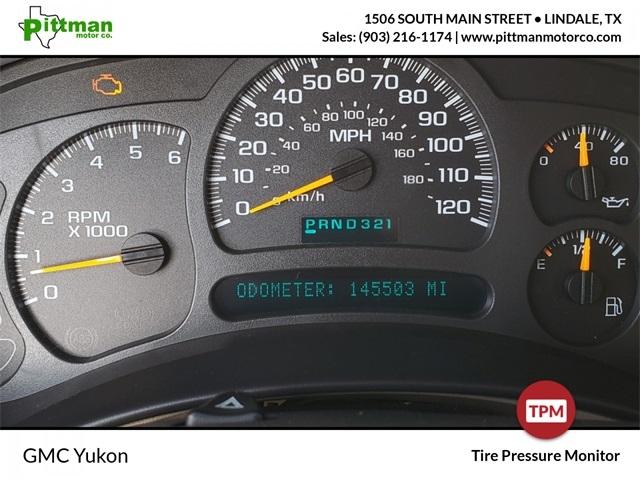 GMC Yukon 2004 price $5,994