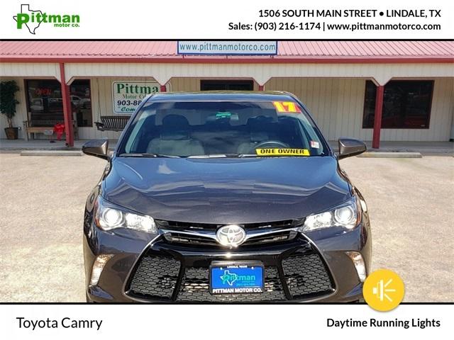 Toyota Camry 2017 price $15,813