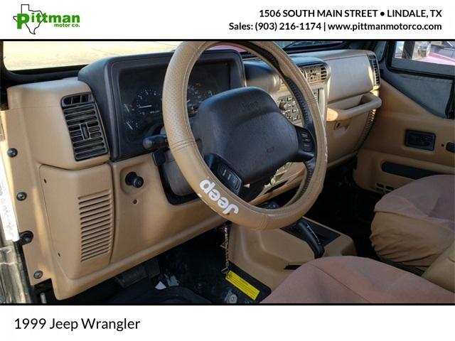 Jeep Wrangler 1999 price $9,254