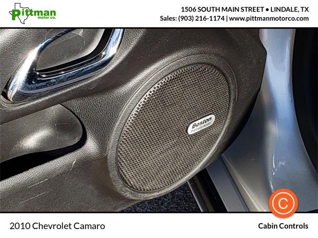Chevrolet Camaro 2010 price $16,335