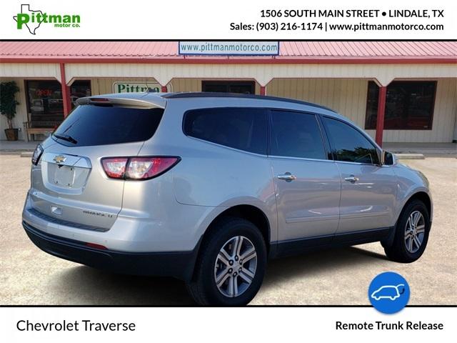 Chevrolet Traverse 2015 price $17,250