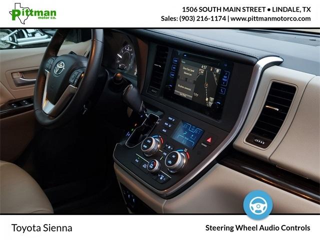 Toyota Sienna 2017 price $23,499