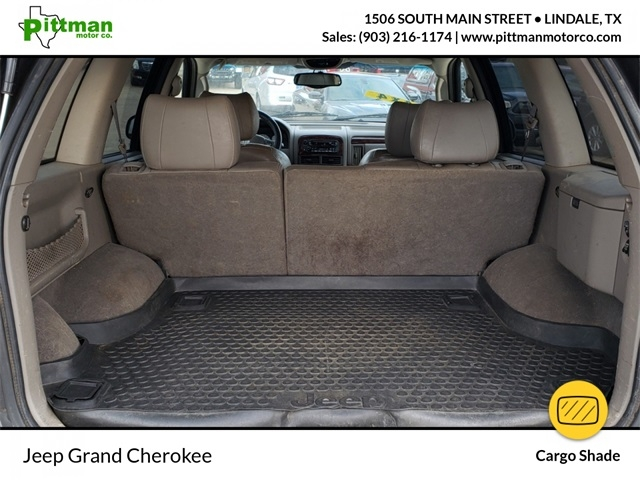 Jeep Grand Cherokee 2004 price $3,712