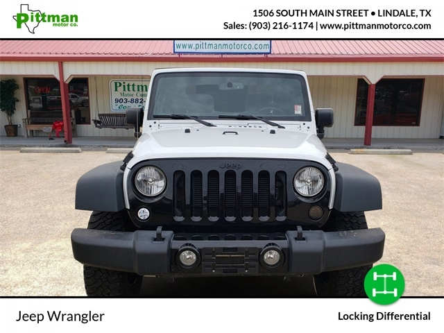 Jeep Wrangler 2016 price $24,754