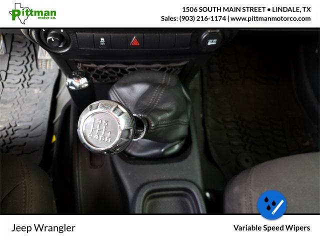 Jeep Wrangler 2013 price $18,459