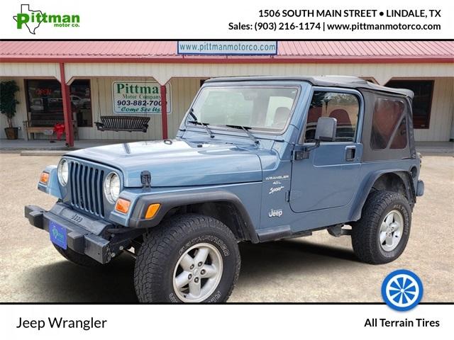 Jeep Wrangler 1999 price $8,994
