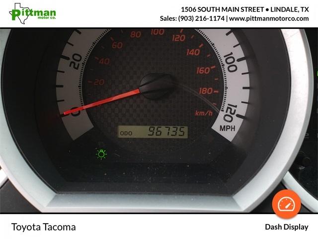 Toyota Tacoma 2012 price $19,038