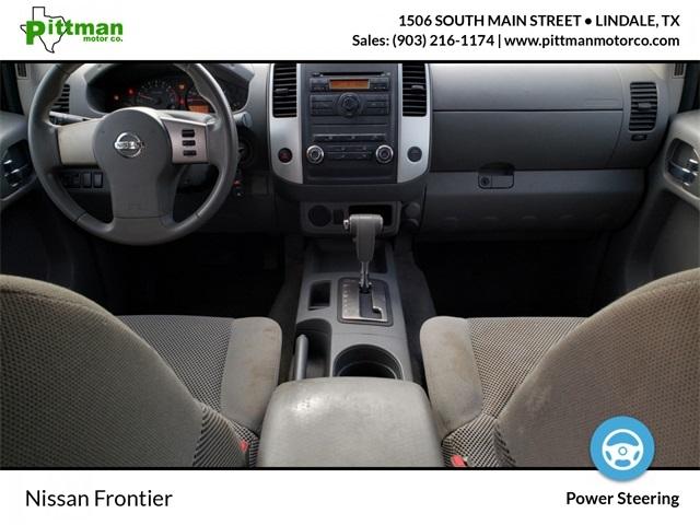 Nissan Frontier 2009 price $9,995