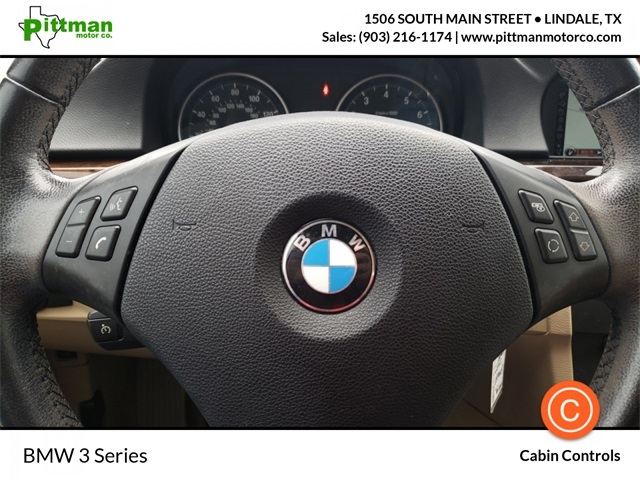 BMW 3 Series 2011 price $13,995