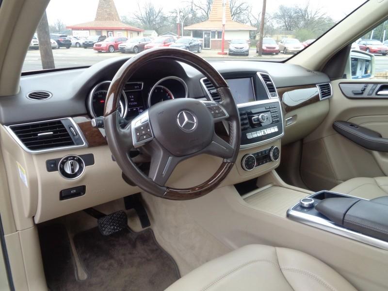 Mercedes-Benz M-Class 2012 price $17,497