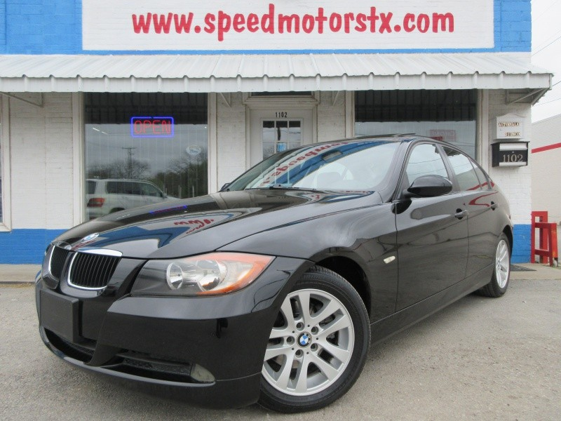 BMW 3-Series 2006 price $6,797