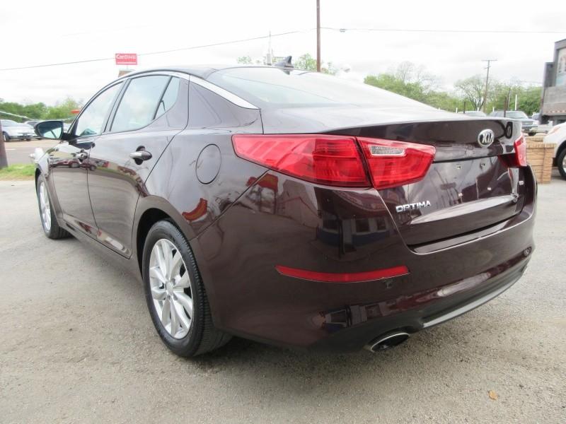 Kia Optima 2014 price $7,797