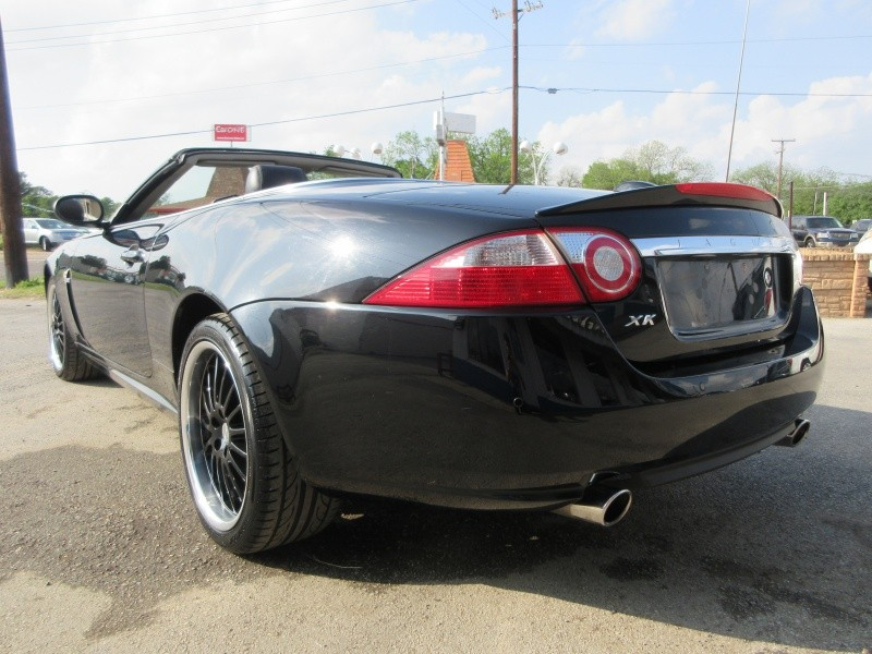 Jaguar XK 2007 price $17,797