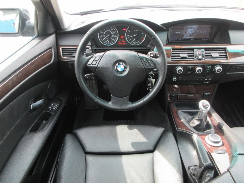 BMW 5-Series 2008 price $8,797