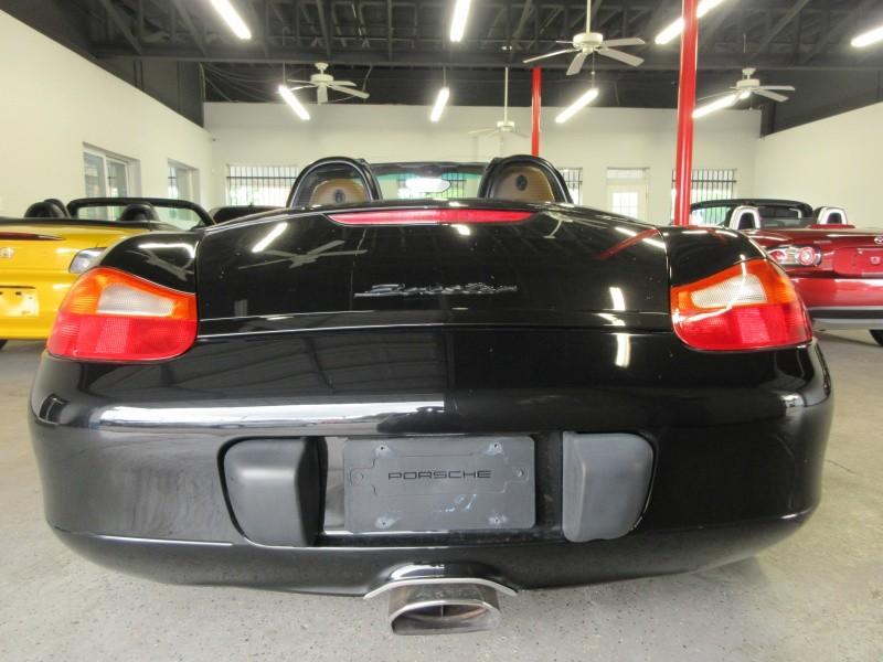 Porsche Boxster 2000 price $12,997