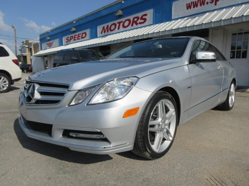 Mercedes-Benz E-Class 2012 price $16,297