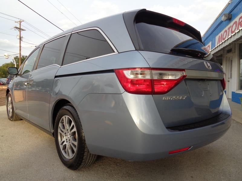 Honda Odyssey 2012 price $10,997