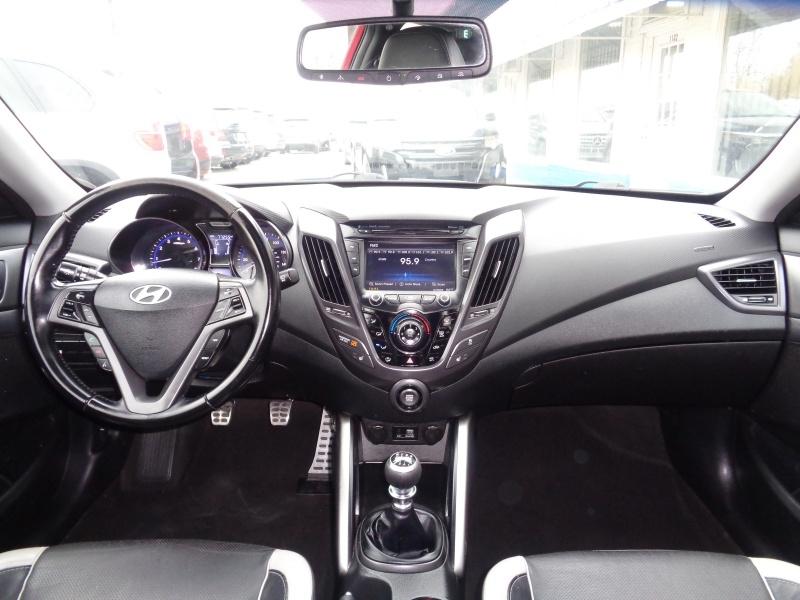 Hyundai Veloster 2015 price $9,297