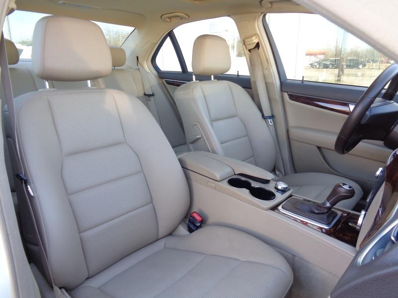 Mercedes-Benz C-Class 2012 price $9,497
