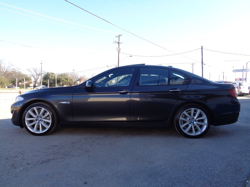 BMW 5-Series 2012 price $13,997