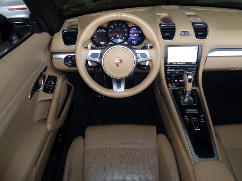 Porsche Boxster 2015 price $34,497