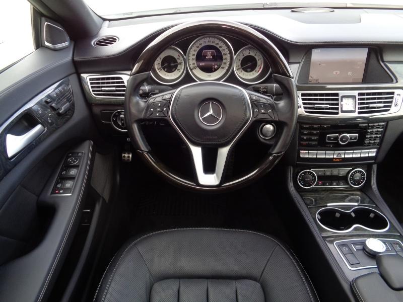 Mercedes-Benz CLS-Class 2014 price $23,797