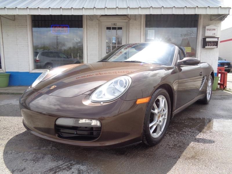 Porsche Boxster 2008 price $15,997