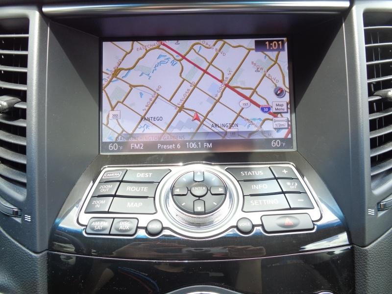 Infiniti QX70 2015 price $19,997