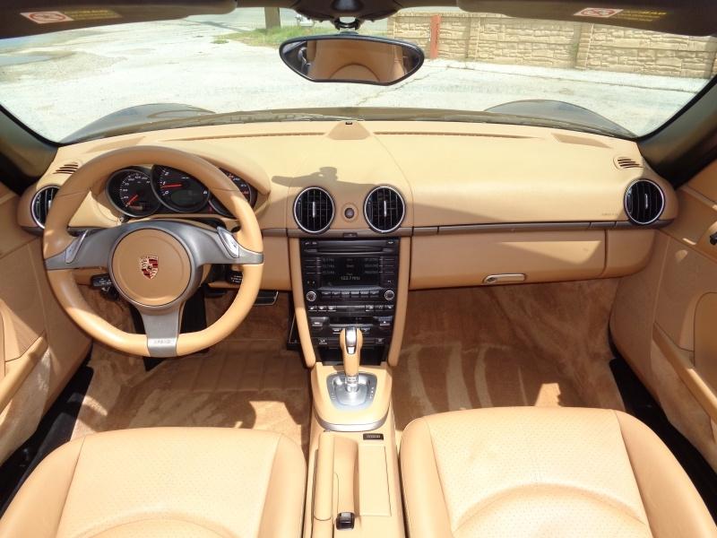 Porsche Boxster 2010 price $18,997