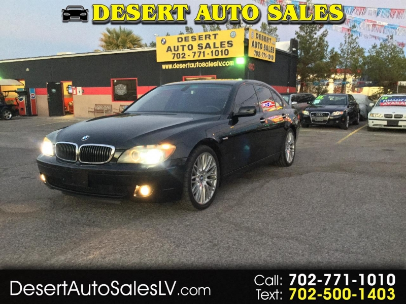BMW 7 Series 2008 price $8,994