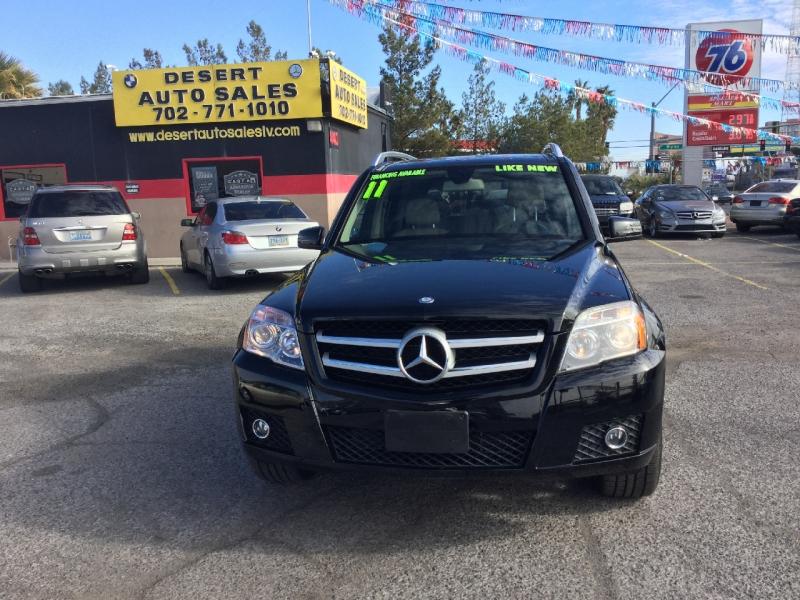 Mercedes-Benz GLK-Class 2011 price $13,136