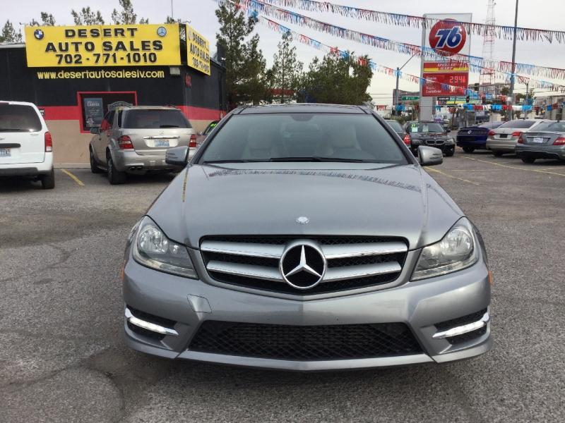 Mercedes-Benz C-Class 2012 price $13,899