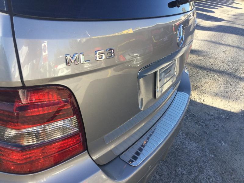 Mercedes-Benz M-Class 2007 price $15,795