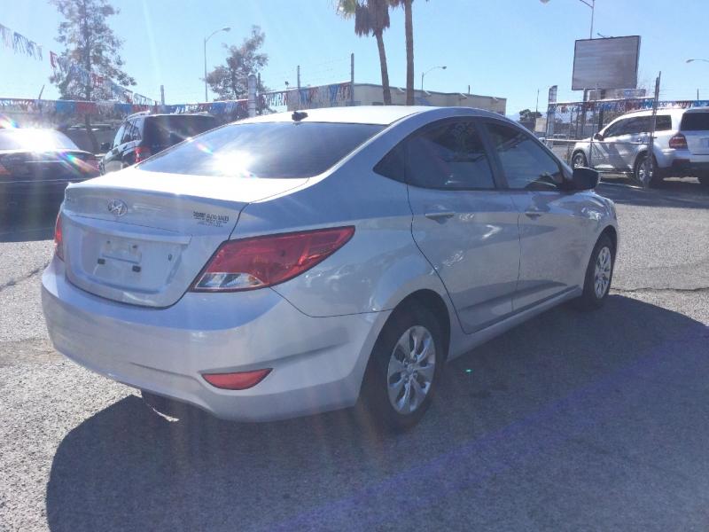 Hyundai Accent 2015 price $7,494
