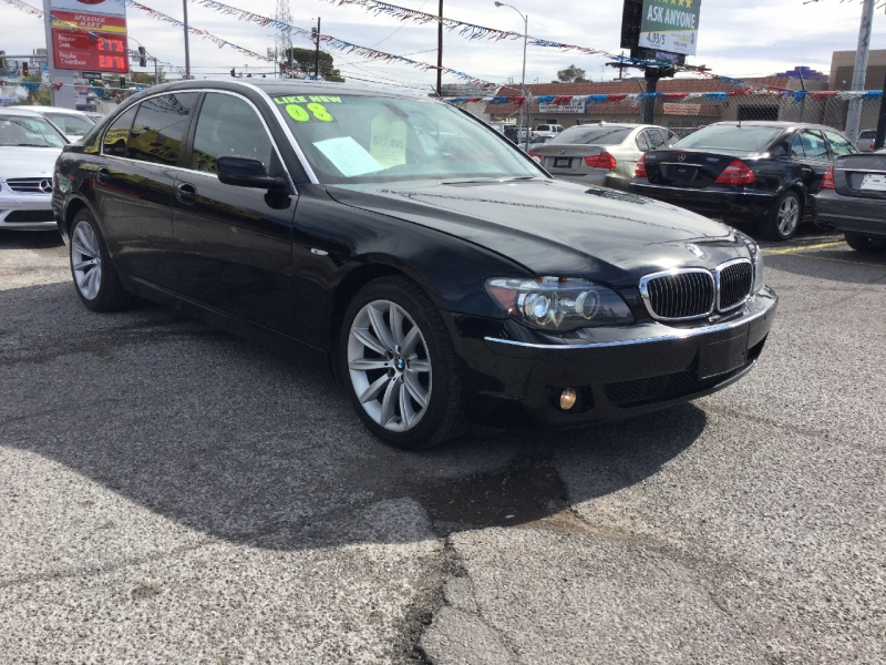 BMW 7 Series 2008 price $10,494