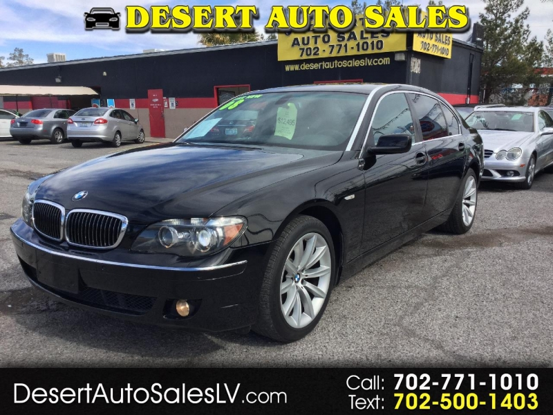 BMW 7 Series 2008 price $10,494
