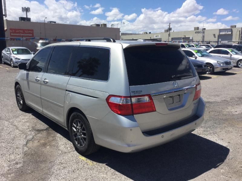 Honda Odyssey 2005 price $4,999