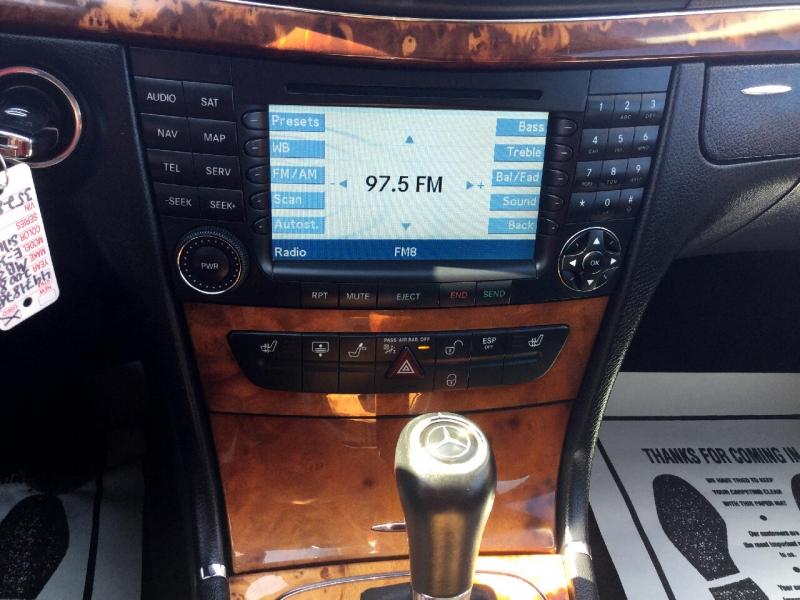 Mercedes-Benz E-Class 2008 price $9,295