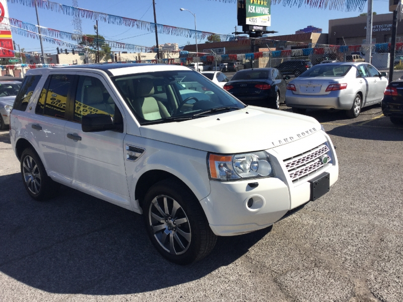 Land Rover LR2 2009 price $8,499