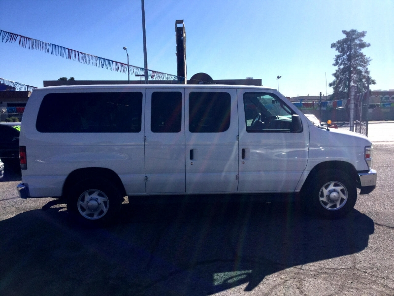 Ford Econoline Wagon 2013 price $7,499