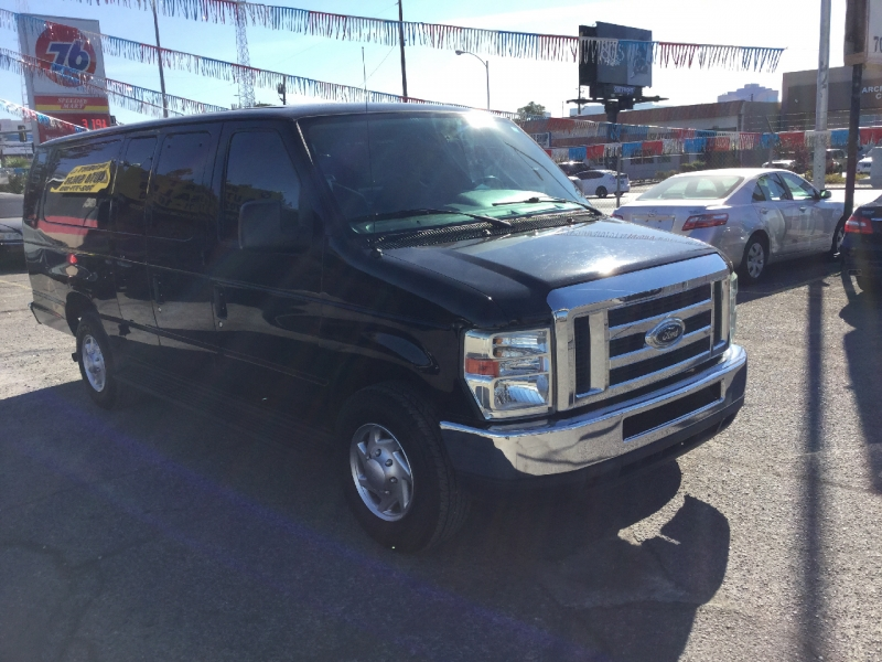 Ford Econoline Wagon 2011 price $11,999