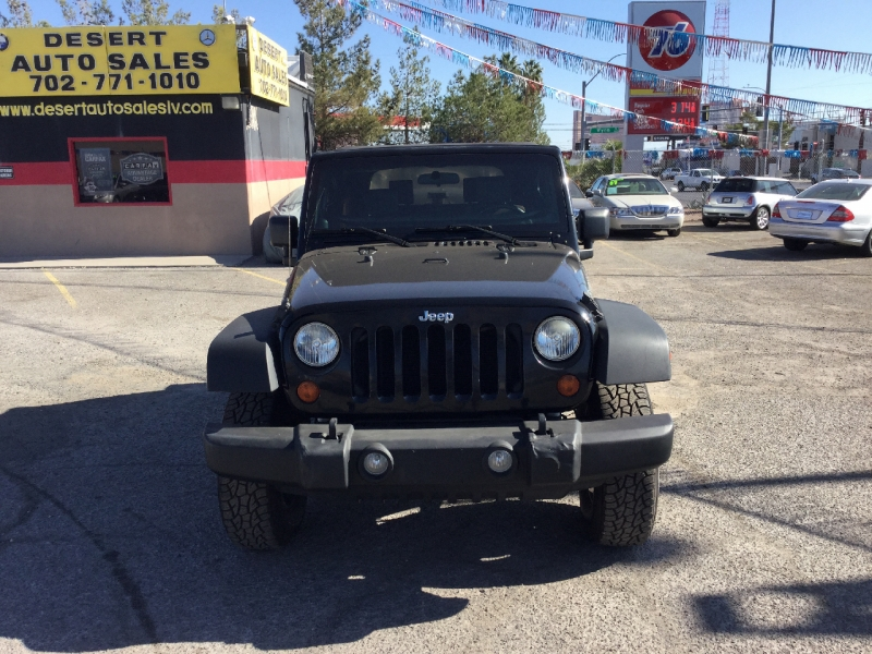 Jeep Wrangler 2007 price $12,975