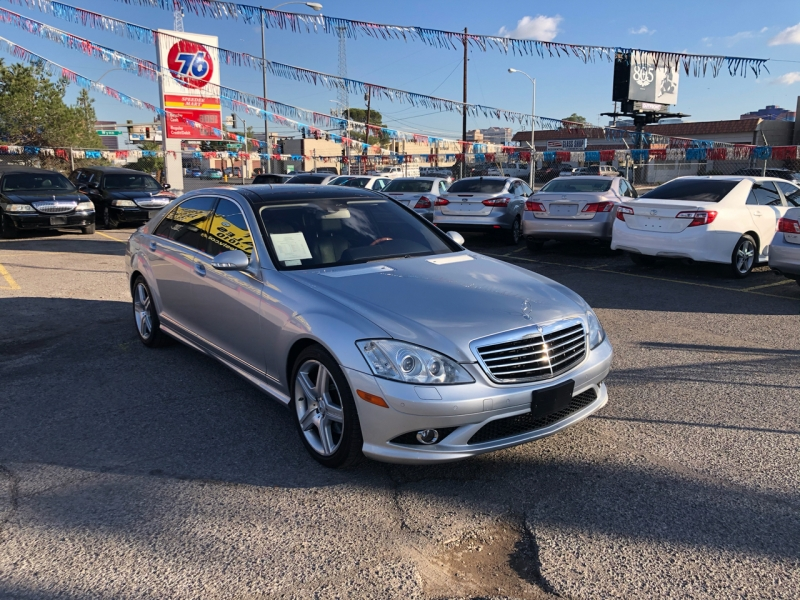 Mercedes-Benz S-Class 2008 price $11,999